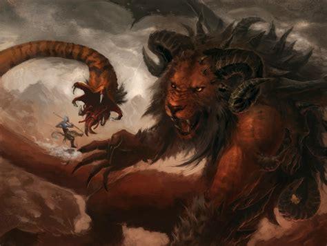 Dominion Or Demonic