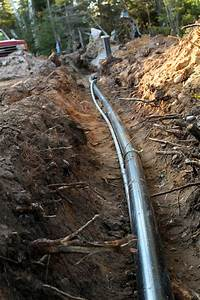 CASE STUDY: Stop Frozen Pipes in a Cottage Water System