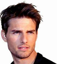 Transparent Tom Cruise