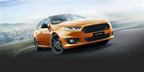 ford falcon xr sprint specifications released mm pirelli p