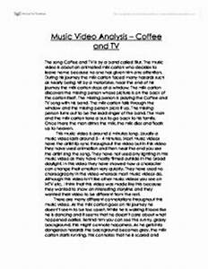 Music analysis essay essay on gay rights music analysis essay ...