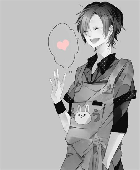 Kawaii Anime Pretty Boy Anime Gif