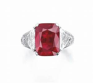 'Graff Ruby' May Fetch $9.2 Million at Sotheby's