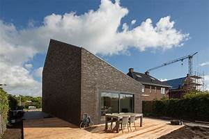 Modern Family Home In The Netherlands Tradition With A Twist