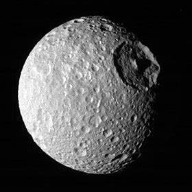 Mimas (moon) - Simple English Wikipedia, the free encyclopedia