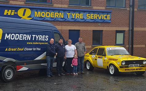 Modern Tyres