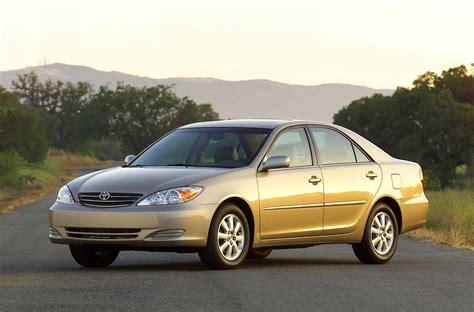 2003 Toyota Camry Image