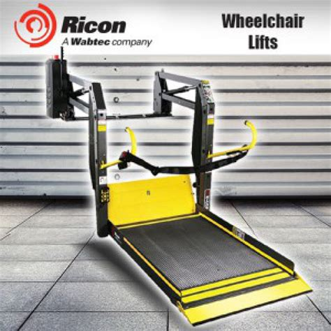 wheelchair equipment rs lifts controls