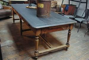 Table De Drapier : table de drapier par le marchand d 39 oublis ~ Teatrodelosmanantiales.com Idées de Décoration