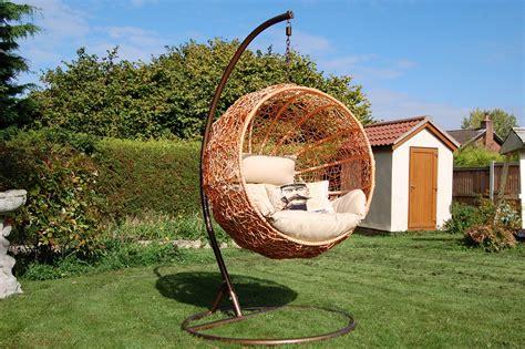 patio hanging egg chair icamblog
