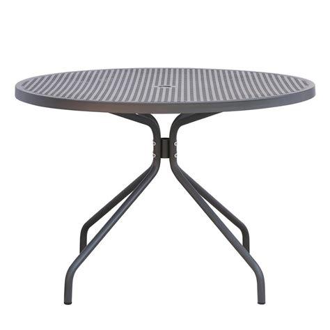 tavoli rotondi da giardino tavolo rotondo in ferro per giardino estate 110 vendita