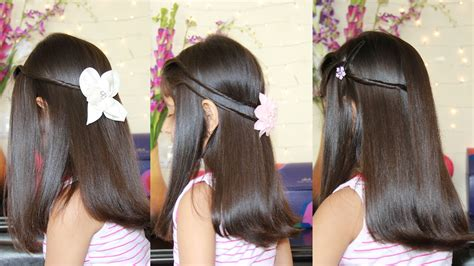 3 Simple & Cute Hairstyles! Shoulder Length Male Hairstyles How To Make Curly Hair Look Professional Asian Short Man Your Lighter After Dying It Black Ideas Curl Lighten Blonde Without Damaging Bridal Styling Course Melbourne Own For Prom