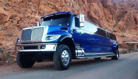 Largest Car In The World by World Car The Four Largest Limousines