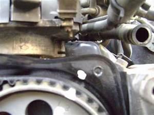 Motor Nissan 3 0 Lts  V6 Cambio De Banda De Distribuci U00f3n