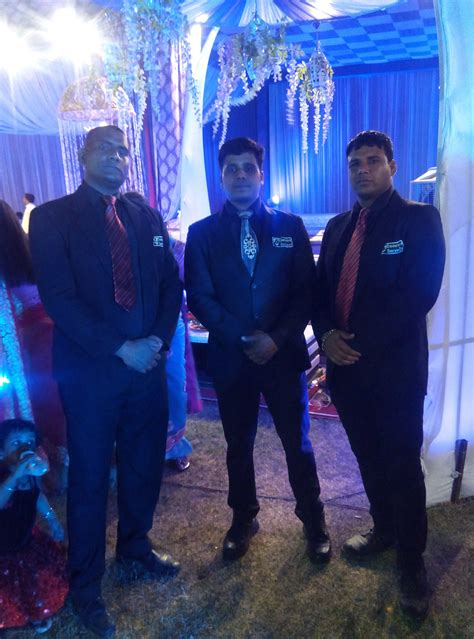 psos  bouncers  marriage ceremony protection