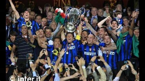 Inter triplete 219 - YouTube