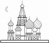 Cathedral Basil Tattoo Coloring Basils Drawing Sketch Template Nick Parametric Line sketch template