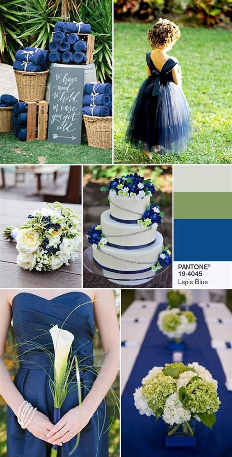 spring wedding colors from pantone for 2017 blue wedding colors spring wedding colors