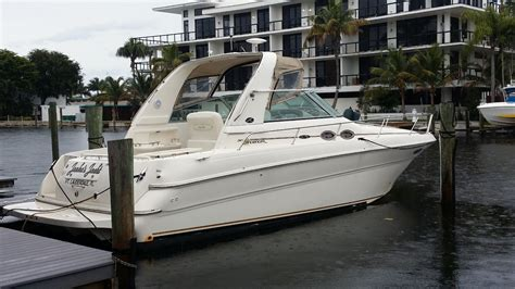 Boat Financing Ft Lauderdale by 2001 Used Sea Sundancer 310 Cruiser Boat For Sale