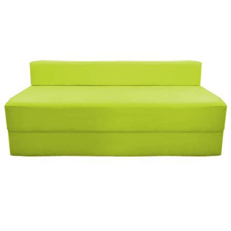 matelas pour canape exterieur canapé chauffeuse pliable citron vert studio etudiante