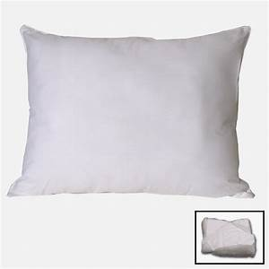 cotton loft all natural 100 cotton filled bed pillow With cotton filled bed pillows