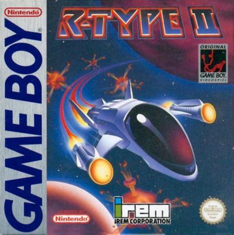 Play R Type Ii Nintendo Game Boy Online Play Retro Games