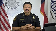 Fort Worth police chief gets vote of confidence   wfaa.com