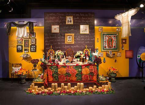 room     altar   mother  installation