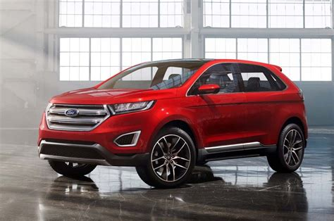 ford crossover escape 2016 ford edge crossover suv redesign in the ford s suv