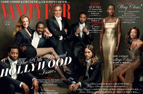 Vanity Fair's Fantastic, Diverse Hollywood Issue Cover