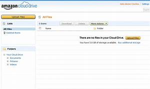amazon launches cloud drive online storage in the uk With amazon documents cloud
