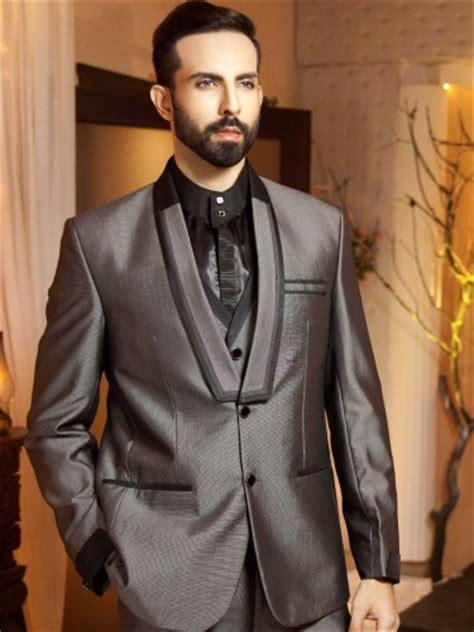 latest men party wear formal coat pant suits
