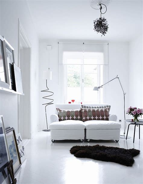 black and white home interior 25 heavenly white interior designs godfather style