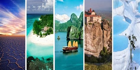 top 7 most beautiful vacation destinations in the world