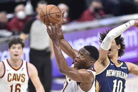 Cavs Sign Mfiondu Kabengele To Second 10-Day Contract ...