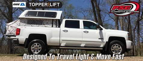 truck bed camper retractable toppers shell cap cab leer nissan frontier crew caps near f150