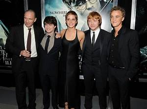"Emma Watson and Tom Felton Photos Photos - ""Harry Potter ..."