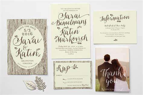 wedding invitation etiquette      modern