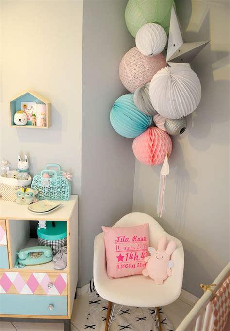 chambre bébé colorée les 90 meilleures images du tableau décoration pour