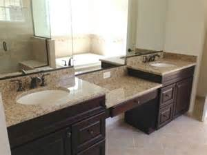 Corner Vanity Sinks For Bathrooms by Bathroom Countertop Ideas And Tips Ultimate Home Ideas