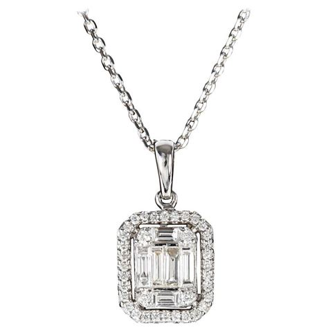 Illusion Emerald Cut Diamond Gold Pendant For Sale At 1stdibs. Clock Chains. Antique Copper Bracelet. Acorn Necklace. Gold Band Diamond Engagement Ring. Natural Pink Sapphire. Homemade Wedding Rings. Bronze Medallion. Hyderabad Gold Jewellery