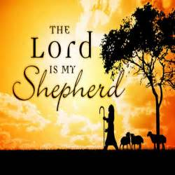 Pictures of the Lord Is My Shepherd I Shall
