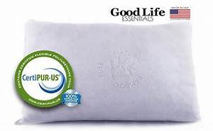 5 best memory foam pillows jan 2018 pillow reviews for Are memory foam pillows good
