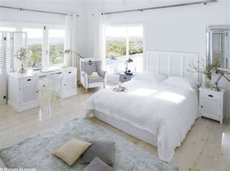 décoration chambre blanche exemples d 39 aménagements