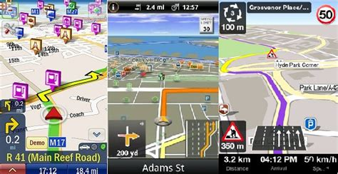 gps apps for android 5 best gps navigation apps for android with offline maps