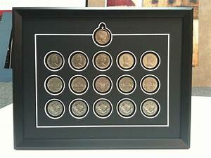 Collectible Coins Arcon Picture Frames