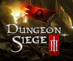 dungeon siege trainer dungeon siege 3 kontynuacja znanej i lubianej serii gier