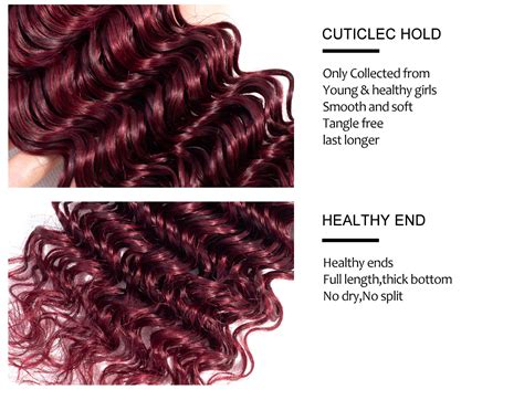 Today Only Hair Ombre Peruvian Virgin Hair 1b/99j Color