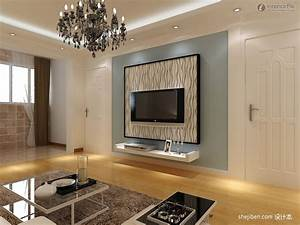 Designer Tv Board : gypsum board tv background wall renovation renderings tv wall shelf design tv pinterest tv ~ Indierocktalk.com Haus und Dekorationen