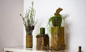 Frühlingsdeko Aus Naturmaterialien Selber Machen : fr hlingsdeko basteln und dekorieren ~ Eleganceandgraceweddings.com Haus und Dekorationen